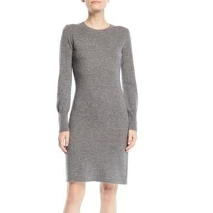 Gray Zara Sweater dress